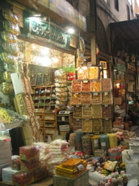 Aleppo market